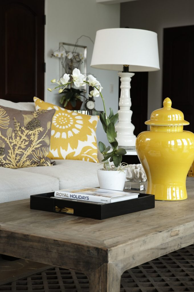 Home Staging Accessory Details