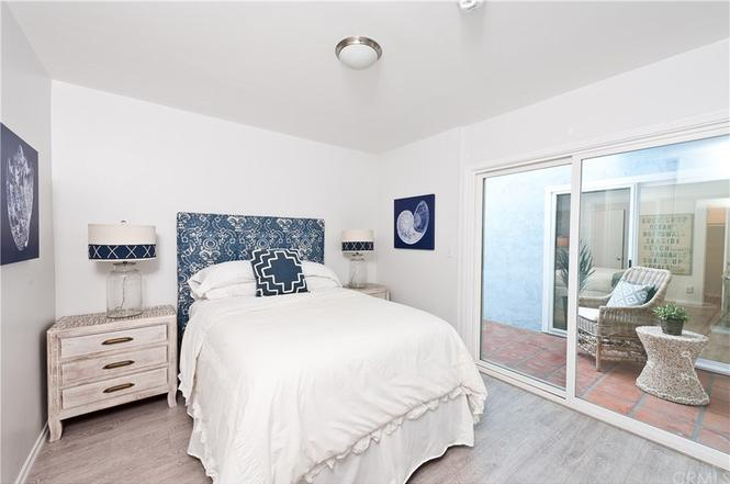 """Home Staging Beach House Bedroom"""