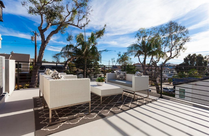 """Home Staging Rooftop Patio"""