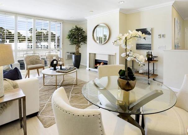 """""""Home Staging Contemporary Condominium"""""""
